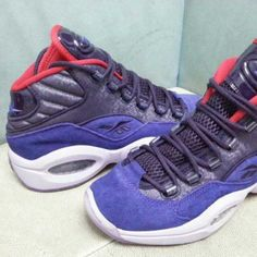 Reebok Question Ghost of Christmas Future