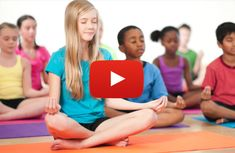 Best meditation videos for kids. Teach your children about mindfulness with these guided meditations. Meditation Steps, Meditation Kids, Morning Meditation, Meditation Benefits, Meditation Techniques, Daily Meditation, Zen Yoga, Relaxation Techniques, Morning Yoga