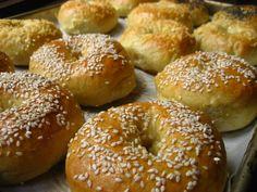 Best Ever Bagels Doesn't retard the dough. No malt either.