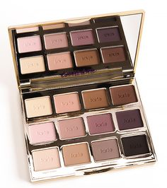 Tarte Tartelette Amazonian Clay Matte Palette.... I NEED this! All matte shades. Can I get a hell yeah!
