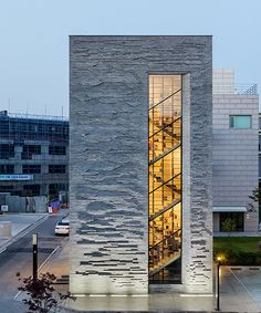 daewha kang design's rainbow publishing HQ celebrates history in paju book city, korea