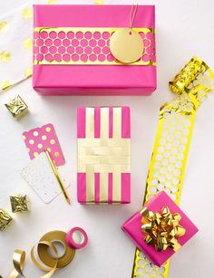 Four creative ways to wrap your presents this Christmas - Homes To Love