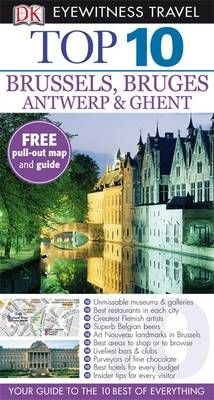 Brussels, Bruges, Antwerp and Ghent  by Antony Mason #travel #books