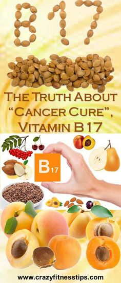 """The Truth About """"Cancer Cure"""", Vitamin B17"""