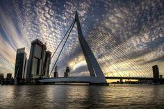 Rotterdam by Victor Westerhout... Mooi