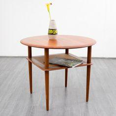 1960s coffee table, Grete Jalk, made in Denmark - Karlsruhe