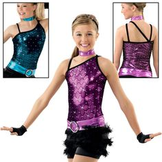 NWT Skating Dance Costume Jazz Twirl Baton Tap Rodeo 4664 | eBay