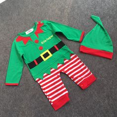 christmas baby boy clothes 2015 new year baby rompers with free hat #>=#>=#>=#>=#> Click on the pin to check out discount price, color, size, shipping, etc. Save and like it!