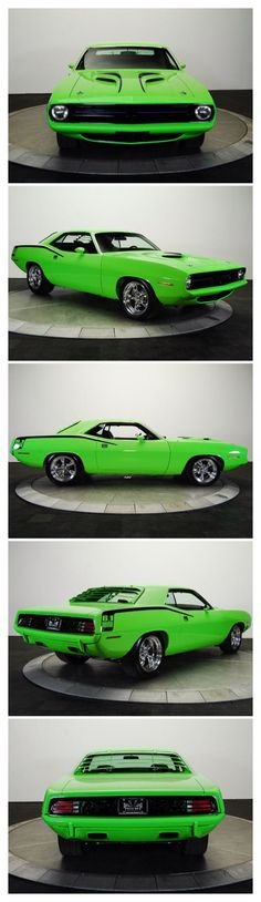 1970 #Plymouth #Barracuda #ClassicCar QuirkyRides dot com....had one of these as a teen..mine was hugger orange. (scheduled via http://www.tailwindapp.com?utm_source=pinterest&utm_medium=twpin&utm_content=post357083&utm_campaign=scheduler_attribution)