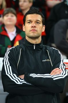 Michael Ballack is a professional footballer from Germany. He is currently a midfielder for the Bundesliga team Bayer Leverkusen.