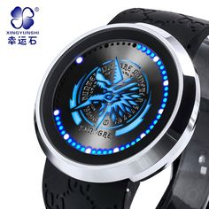 29.00$  Watch more here - http://ai87j.worlditems.win/all/product.php?id=32772872160 - Monster Hunter Watch Brand LED Watches Men Cool Charm Fashion Luminous relogio masculino electronic wirst watch waterproof 30m