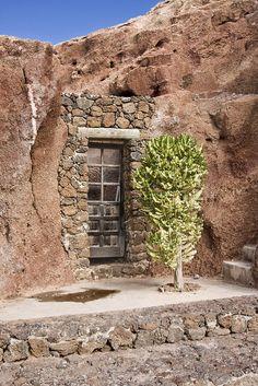 Puerta a ninguna parte en La Casa de Omar Sharif