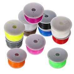 Anet® Printer PLA Filament For Makerbot Mendel Printrbot Reprap Prusa Manufacturer Part Number - Does not apply, UPC - EAN - 04660029165881 Kids Electronics, Electronics Projects, 3d Printer Filament, 3d Printer Parts, 3d Printer Supplies, Electronic Gifts, Diy Kits, 3 D, 3d Printing