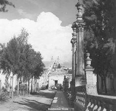 Entrada a templo de Jalostotitlan Jalisco Mexico