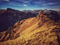 No snow in the Dolomites in December. by Sebastjan Valic - Photo 133420103 - 500px