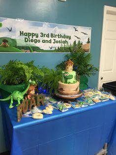 Good dinosaur party