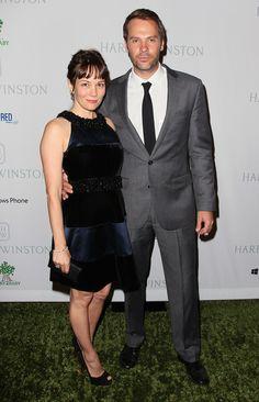 Barry Watson and Natasha Gregson Wagner                                                                                                                                                                                 More