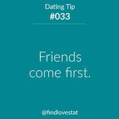LoveStat Dating Tip #033