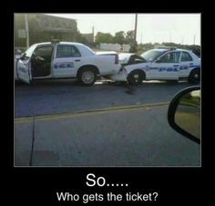 SO -- Who gets the ticket