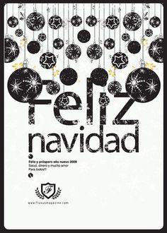Best Wishes: Felíz Navidad y prospero 2009 para todos!!! Good News: Fluxus Magazine # 1 Pronto / Soon!