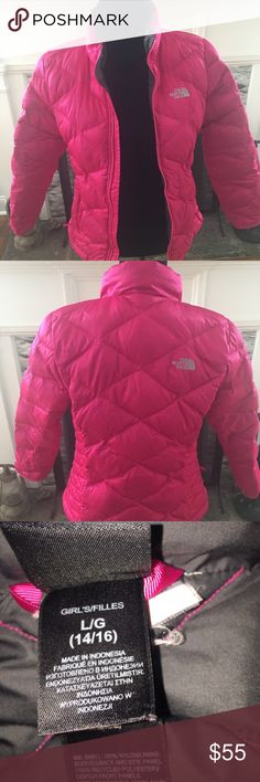 North Face puffer coat Like new.  Bought for my daughter from Posh for Christmas, too small for her. The North Face Jackets & Coats Puffers