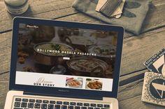 Website for Bollywood Masala Pasadena