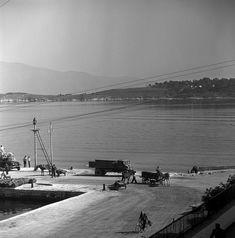 Στο Λιμάνι της Κέρκυρας, 1959 Greece, Sigma Tau, Kappa, History, Beach, Water, Travel, Outdoor, Historia