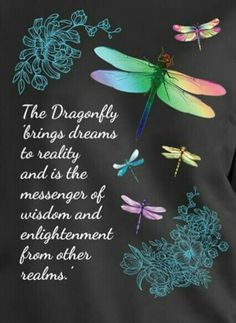 Fairy's Love them and lightning bugs. Dragonfly Symbolism, Dragonfly Meaning, Dragonfly Quotes, Dragonfly Painting, Dragonfly Art, Dragonfly Tattoo, Dragonfly Wallpaper, Words Quotes, Life Quotes