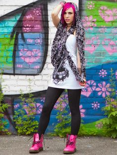 Easy Sewing Project: How to Make an Infinity Scarf :  From DIYNetwork.com from DIYnetwork.com