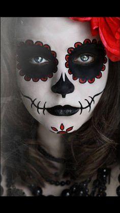 maquillage halloween 2015