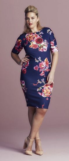 Plus size fashion : Photo