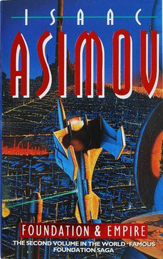 Foundation and Empire by Isaac Asimov (HarperCollins/Voyager:1996)