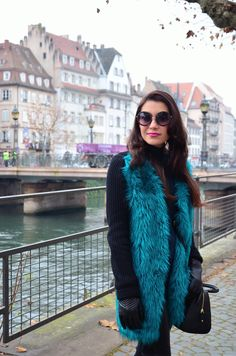 Strasbourg Winter Outfit