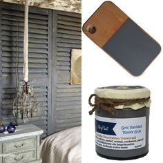 Colores Mary Paint - MaryPaint- vanity gray