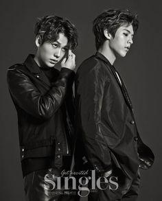 Ilhoon and Minhyuk Sungjae Btob, Minhyuk, B1a4, Im Hyun Sik, Nu'est Jr, Yoseob, Like A Mom, Idole, Korean Wave