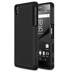 Awesome Sony Xperia 2017:Sony Xperia Z5 Case – MoKo  Hard Polycarbonate + Silicone Protector Bumper Cover for Sony Xperia Z5 5.2 Inch Smartphone 2015 Edition, BLACK (Not Fit Z5 Compact & Z5 Premium) Xperia Designer Cases Check more at http://technoboard.info/2017/product/sony-xperia-2017sony-xperia-z5-case-moko-anti-drop-hard-polycarbonate-silicone-protector-bumper-cover-for-sony-xperia-z5-5-2-inch-smartphone-2015-edition-black-not-fit-z5-compact-z5/