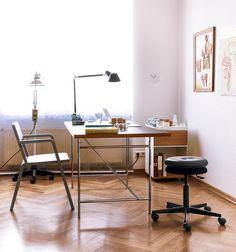 Richard Lampert Eiermann Table By Egon Eiermann   Designer Furniture By  Smow.com