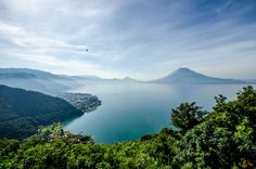 Lago de Atitlán, Guatemala. Photo by Hector Lopez Cruz l Only the best of Guatemala