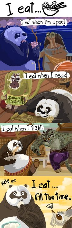 The Gags of Kung Fu Panda - 06 by galgard.deviantart.com on @DeviantArt
