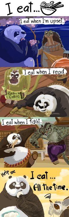 The Gags of Kung Fu Panda - 06 by galgard.deviantart.com on @DeviantArt