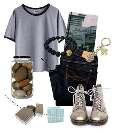 """""""Tumbler girls"""" by mynemeisyano ❤ liked on Polyvore featuring Abercrombie & Fitch, Kate Spade and Berluti"""