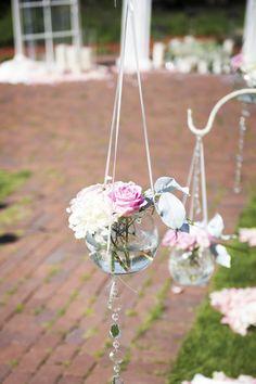 Wedding Ceremony Flowers - Belle The Magazine