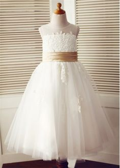 7f2584f09 20 Best Flower girl dresses images | Bridesmaid gowns, Dresses of ...