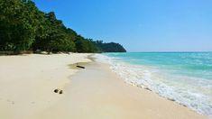 Paratiisiranta Koh Rokilla / Piece of paradise on the beach of Koh Rok #Thaimaa #Krabi #Kohrok #Thailand