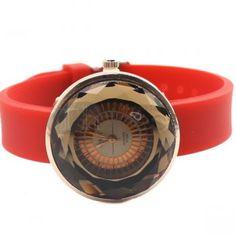 Beautiful red fashion watches