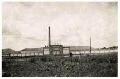 CRAI - Castro Ribeiro Agro Industrial. Monte Alto / SP.  Década de 40.