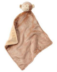 Monkey Security Blanket