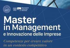 Corsi ed eventi online: E-learning: Master in Management e innovazione del...