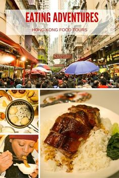 Eating Adventures: Explore Hong Kong's best food tours!