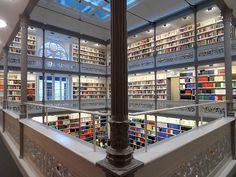 University Library, Utrecht, Netherlands